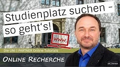 youtube video Hochschulkompass