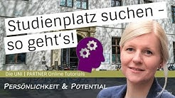 youtube video Studienwahl